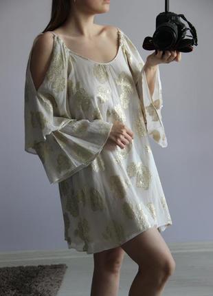 Шикарное платье River Island с оголенными плечами
