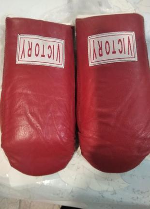Перчатки и Груша боксерская 1 шт маленькая хорошая