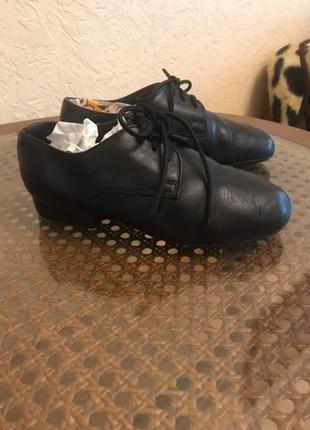Туфли на мальчика для больно-спортивных танцев
