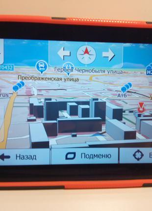 Навигатор-планшет Samsung Galaxy Tab 3 IGO Primo(Truck) Европа!