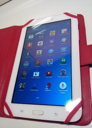 Планшет Samsung Galaxy Tab 3! Оригинал с чехлом!