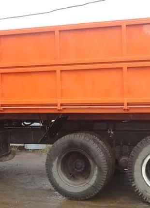 Кузов колхозник на КамАЗ