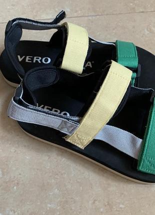 Босоножки, шлёпки , шлёпанцы vero moda 39 размер