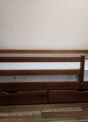С ящиками кровать Адель.