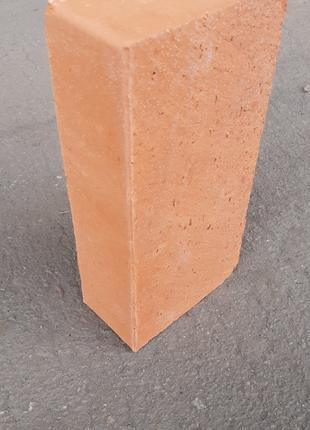 Кирпич рядовой керамический печной профильный М-200 Витебск (Бело