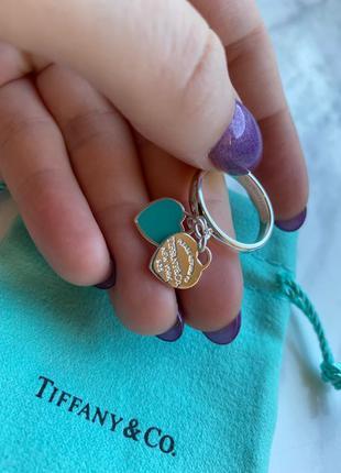 кольцо серебро в стиле Тиффани