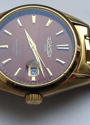 Мужские часы Roamer 210.633.48.65.20 Automatic 100m Sapphire