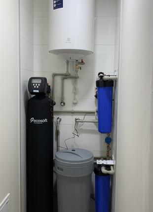 Фильтр обезжелезивания и смягчения воды Ecosoft FK1054CIMIXA