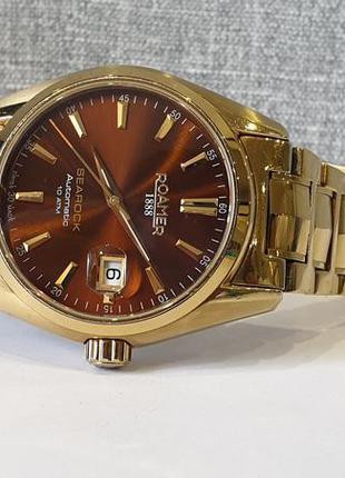 Мужские часы roamer searock 210.633.48.65.20 automatic 100m sa...