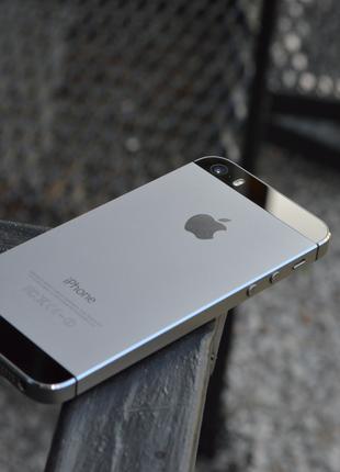 iPhone 5s 32GB Space Gray Neverlock Оригинал Гарантия