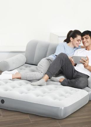 Надувной диван-кровать!!!