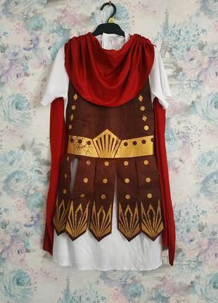 Карнавальный костюм гладиатора,римлянин,воин,грек