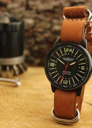 Мужские часы ракета авиатор - 24 часа