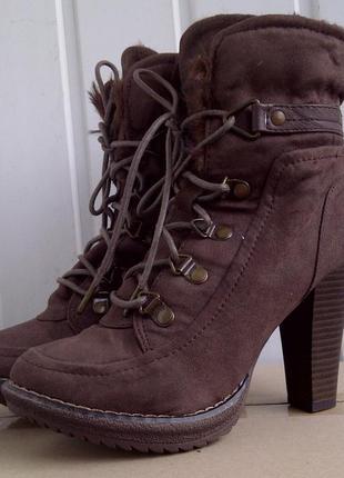 Ботинки even & odd