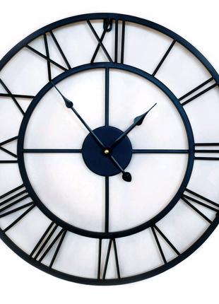 Настенные часы в стиле лофт - Boston 50