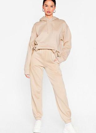 Костюм прогулочный худи джогеры брюки толстовка свитер спорт