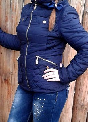 Куртка женская демисезонная, курточка осень-весна