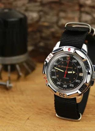 Мужские наручные часы восток командирские