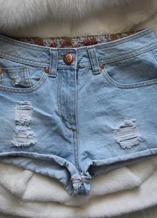 Джинсовые шорты Denim Co
