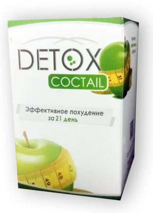 Detox Cocktail - Коктейль для похудения и очищения организма