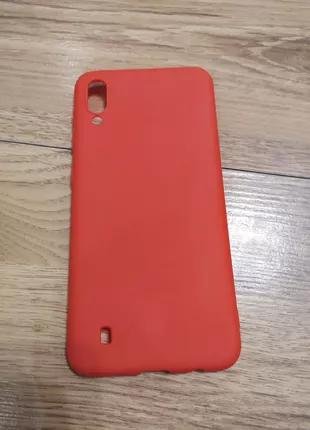 Чехол для Samsung Galaxy M10 силикон TPU