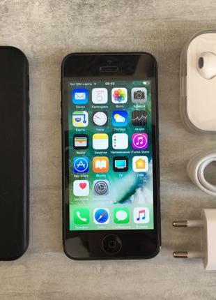 IPhone 5 на 16gb, Neverlock | Комплект