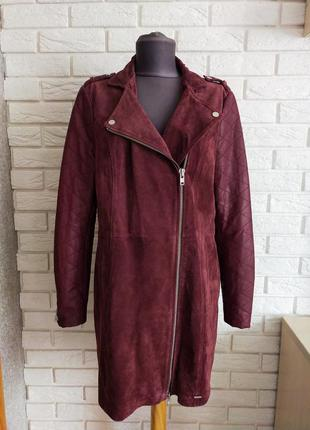 Бесподобная кожаная куртка ibana