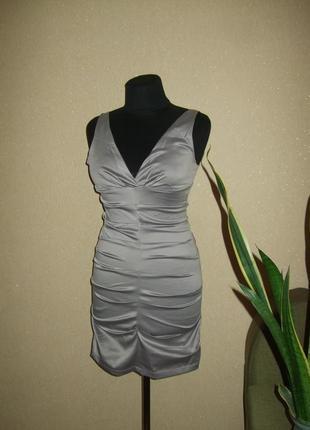 Акция!!! эластичное платье ax paris