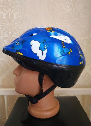 Велосипедный шлем детский или для роликов германия