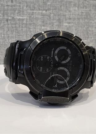 Мужские часы Tissot T-Race Chronograph T048.417.37.057.00 Sapphir