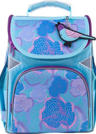 Рюкзак Education каркасный Blue bird GO21-5001S-5