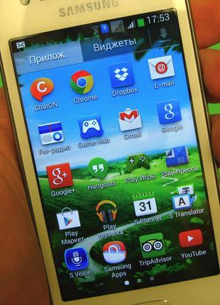Смартфон.Сенсорный телефон Samsung Galaxy S7272 Duos. Идеал