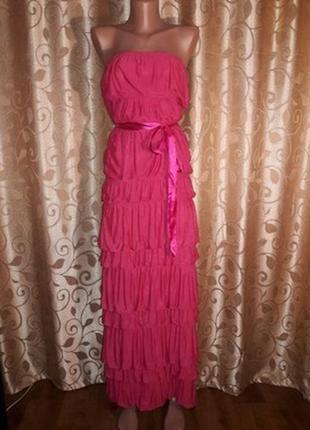 🎀👗🎀летнее длинное платье, сарафан🔥🔥🔥