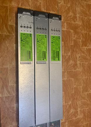 Серверный блок питания HP 2400 ватт зеленая лыжа для майнинга