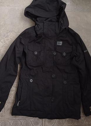 Женская, лыжная куртка helly hansen hellytech