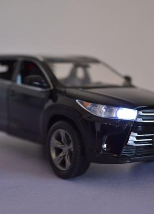Тойота Хайлендер, TOYOTA HIGHLANDER, модель,сувенир,подарок,игруш