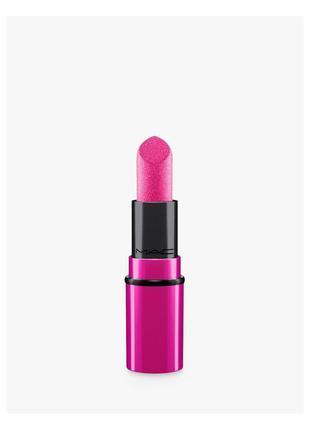 Mac lipstick помада для губ в шикарном оттенке coral and carol...