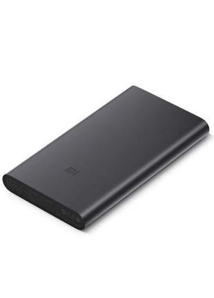 Зовнішній акумулятор Xiaomi Mi Power Bank 2S 10000mAh 2 USB Black