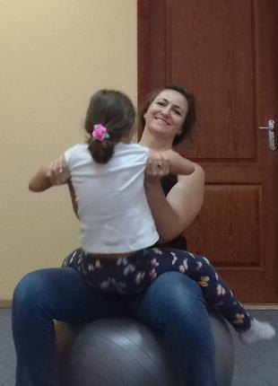 Реабилитация детей на дому. Аутизм, синдром Дауна, ДЦП