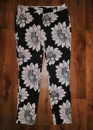 🌺🎀🌺стильные укороченные женские брюки 7\8, штаны, капри в цвет...