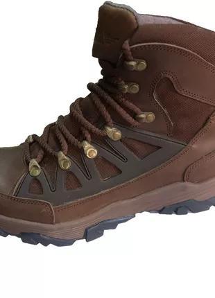 Ботинки тактические Krogan коричневые