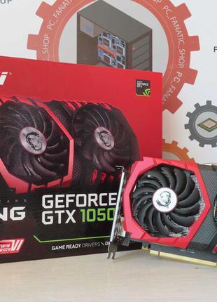 Видеокарта MSI Gaming GTX 1050 Ti  4G/Trade in/PC_fanatic_shop