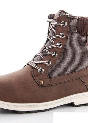 Ботинки женские зима , коричневые,очень классные,36-41,-качест...