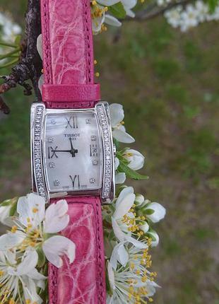 Часы женские швейцарские Tissot 1853 оригинал