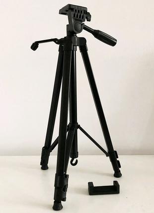 Штатив для камеры, телефона, трипод, тринога TriPod 380A 0.50-1.3