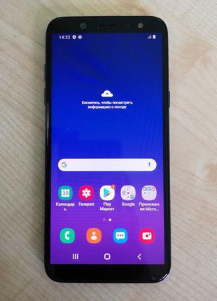 Смартфоны Samsung Galaxy A6 A600F Уценка