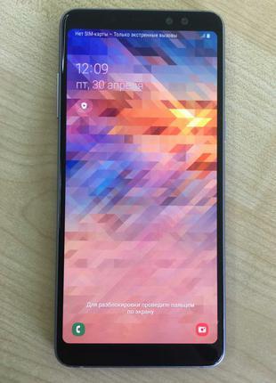 Смартфон Samsung Galaxy A8 Plus A730F (07058) Уценка