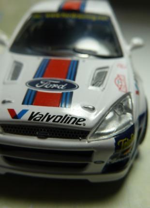 Ford focus WRC 2000   Cararama Масштаб 1:43