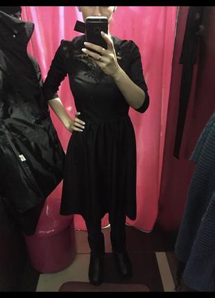 Нарядное платье к новому году
