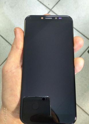 Дисплей Alcatel 5024D + Touchscreen Black original б/у